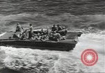 Image of 40th Division soldiers Guadalcanal Solomon Islands, 1944, second 8 stock footage video 65675074681