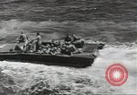 Image of 40th Division soldiers Guadalcanal Solomon Islands, 1944, second 9 stock footage video 65675074681