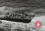 Image of 40th Division soldiers Guadalcanal Solomon Islands, 1944, second 10 stock footage video 65675074681