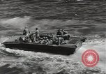 Image of 40th Division soldiers Guadalcanal Solomon Islands, 1944, second 11 stock footage video 65675074681