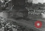 Image of army cook Guadalcanal Solomon Islands, 1944, second 7 stock footage video 65675074683