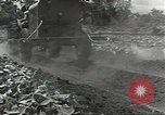 Image of army cook Guadalcanal Solomon Islands, 1944, second 8 stock footage video 65675074683