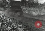 Image of army cook Guadalcanal Solomon Islands, 1944, second 9 stock footage video 65675074683