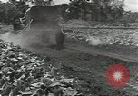 Image of army cook Guadalcanal Solomon Islands, 1944, second 10 stock footage video 65675074683