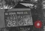 Image of United States soldiers Guadalcanal Solomon Islands, 1944, second 1 stock footage video 65675074685