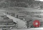 Image of Quartermaster Depot Guadalcanal Solomon Islands, 1944, second 4 stock footage video 65675074688