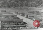 Image of Quartermaster Depot Guadalcanal Solomon Islands, 1944, second 6 stock footage video 65675074688