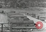 Image of Quartermaster Depot Guadalcanal Solomon Islands, 1944, second 7 stock footage video 65675074688