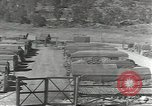 Image of Quartermaster Depot Guadalcanal Solomon Islands, 1944, second 8 stock footage video 65675074688