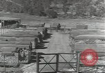 Image of Quartermaster Depot Guadalcanal Solomon Islands, 1944, second 9 stock footage video 65675074688