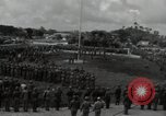Image of General Robert Richardson Okinawa Ryukyu Islands, 1945, second 2 stock footage video 65675074699