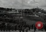 Image of General Robert Richardson Okinawa Ryukyu Islands, 1945, second 4 stock footage video 65675074699