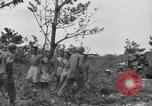 Image of United States soldiers Okinawa Ryukyu Islands, 1945, second 11 stock footage video 65675074704