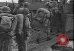 Image of General Alexander Patch Guadalcanal Solomon Islands, 1942, second 4 stock footage video 65675074707