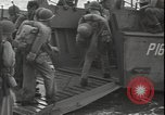 Image of General Alexander Patch Guadalcanal Solomon Islands, 1942, second 9 stock footage video 65675074707
