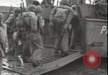 Image of General Alexander Patch Guadalcanal Solomon Islands, 1942, second 11 stock footage video 65675074707