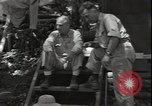 Image of Lieutenant General Woods Guadalcanal Solomon Islands, 1942, second 1 stock footage video 65675074709