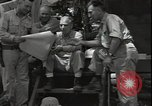 Image of Lieutenant General Woods Guadalcanal Solomon Islands, 1942, second 5 stock footage video 65675074709