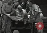 Image of Lieutenant General Woods Guadalcanal Solomon Islands, 1942, second 7 stock footage video 65675074709