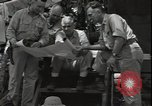 Image of Lieutenant General Woods Guadalcanal Solomon Islands, 1942, second 8 stock footage video 65675074709