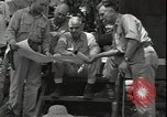 Image of Lieutenant General Woods Guadalcanal Solomon Islands, 1942, second 9 stock footage video 65675074709