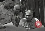 Image of Lieutenant General Woods Guadalcanal Solomon Islands, 1942, second 11 stock footage video 65675074709