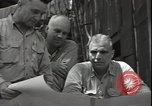 Image of Lieutenant General Woods Guadalcanal Solomon Islands, 1942, second 12 stock footage video 65675074709