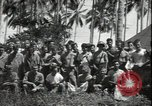Image of Evan Carlson Guadalcanal Solomon Islands, 1942, second 1 stock footage video 65675074727