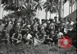 Image of Evan Carlson Guadalcanal Solomon Islands, 1942, second 2 stock footage video 65675074727
