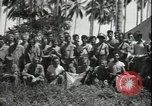 Image of Evan Carlson Guadalcanal Solomon Islands, 1942, second 4 stock footage video 65675074727