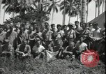 Image of Evan Carlson Guadalcanal Solomon Islands, 1942, second 5 stock footage video 65675074727