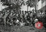 Image of Evan Carlson Guadalcanal Solomon Islands, 1942, second 6 stock footage video 65675074727