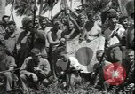 Image of Evan Carlson Guadalcanal Solomon Islands, 1942, second 8 stock footage video 65675074727