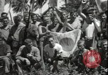Image of Evan Carlson Guadalcanal Solomon Islands, 1942, second 9 stock footage video 65675074727