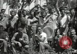 Image of Evan Carlson Guadalcanal Solomon Islands, 1942, second 10 stock footage video 65675074727