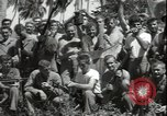 Image of Evan Carlson Guadalcanal Solomon Islands, 1942, second 11 stock footage video 65675074727