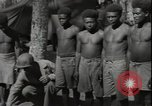 Image of Lieutenant Colonel Evan Carlson Guadalcanal Solomon Islands, 1942, second 10 stock footage video 65675074728