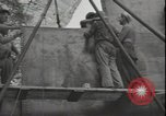 Image of Seabees on Guadalcanal Guadalcanal Solomon Islands, 1942, second 4 stock footage video 65675074730