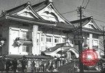 Image of Japanese kabuki dance performers Japan, 1939, second 8 stock footage video 65675074742