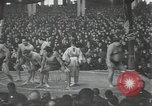 Image of sumo wrestlers Japan, 1939, second 5 stock footage video 65675074743