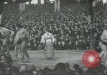 Image of sumo wrestlers Japan, 1939, second 7 stock footage video 65675074743