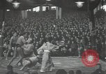 Image of sumo wrestlers Japan, 1939, second 9 stock footage video 65675074743