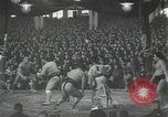 Image of sumo wrestlers Japan, 1939, second 10 stock footage video 65675074743