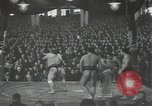Image of sumo wrestlers Japan, 1939, second 11 stock footage video 65675074743