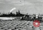 Image of USS North Carolina BB-55 Oahu Hawaii USA, 1942, second 1 stock footage video 65675074757