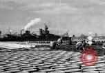 Image of USS North Carolina BB-55 Oahu Hawaii USA, 1942, second 2 stock footage video 65675074757