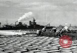 Image of USS North Carolina BB-55 Oahu Hawaii USA, 1942, second 4 stock footage video 65675074757
