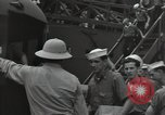 Image of survivors of USS Yorktown Oahu Hawaii USA, 1942, second 5 stock footage video 65675074760