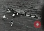 Image of USS Enterprise (CV-6) Pacific Ocean, 1942, second 12 stock footage video 65675074774