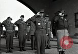 Image of General Lucian Truscott Bad Tolz Germany, 1945, second 12 stock footage video 65675074776